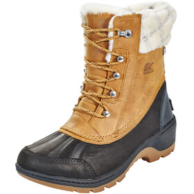 Sorel W's Whistler Mid Boots Camel Brown/Black